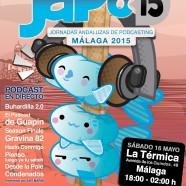Japod 2015 Malaga