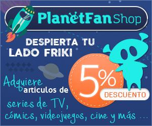 Ser fan tiene premio. 5% de descuento en Planet Fan Shop
