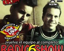 Radio Show 6 feat. Gravina 82