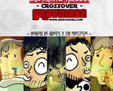 Crossover con Dos horas y media